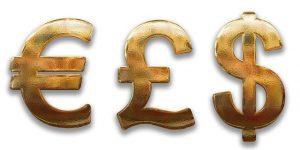 Three Currencies