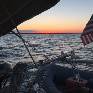 Sailing after selling your business